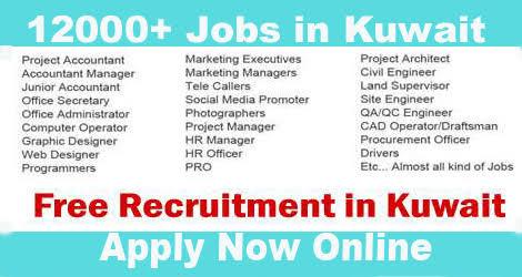 Latest Job Vacancies in Kuwait – Huntjobz