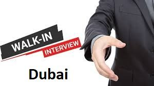 Walk in Interviews Dubai