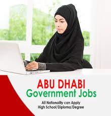 Abu Dhabi Government Jobs